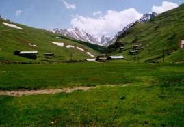 Anzer Ballı köyü
