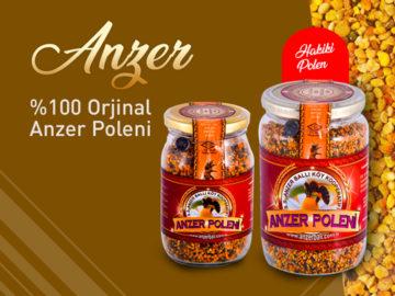 Anzer Ballıköyü Kooperatifi Anzer balı  Anzer poleni