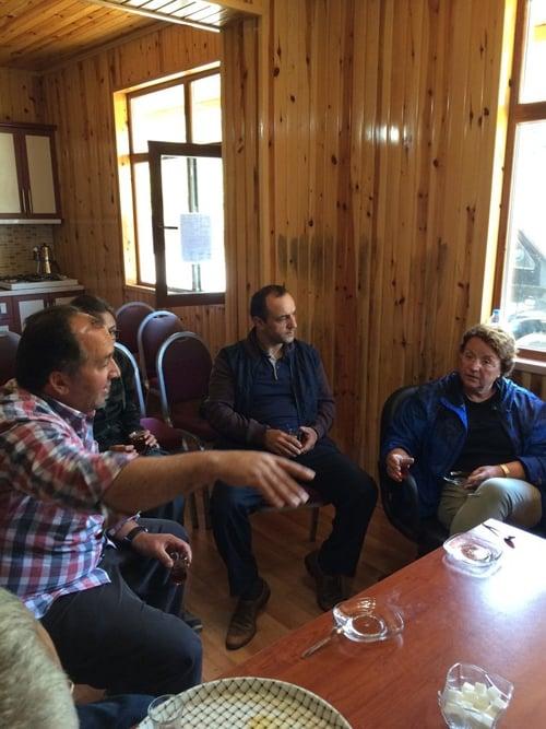 Anzer Balı , Hacettepe Üniversitesi Biyoloji Bilim Dalı gözlemi altında