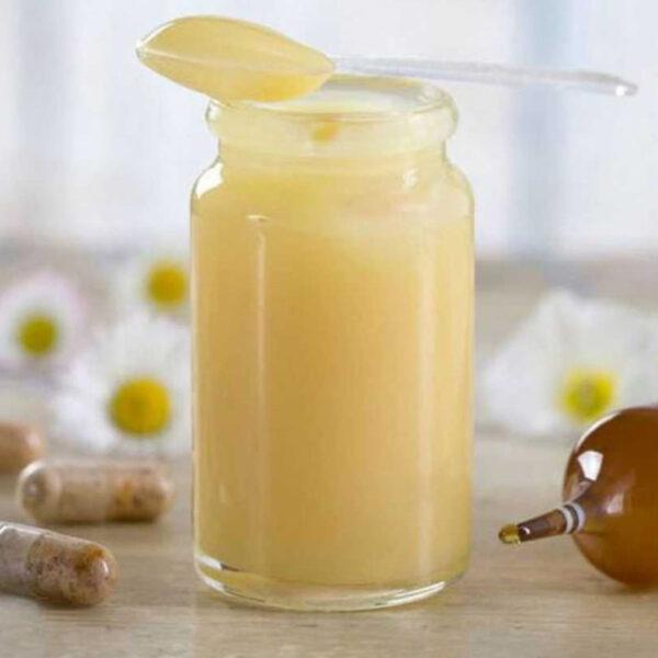 saf yerli arı sütü