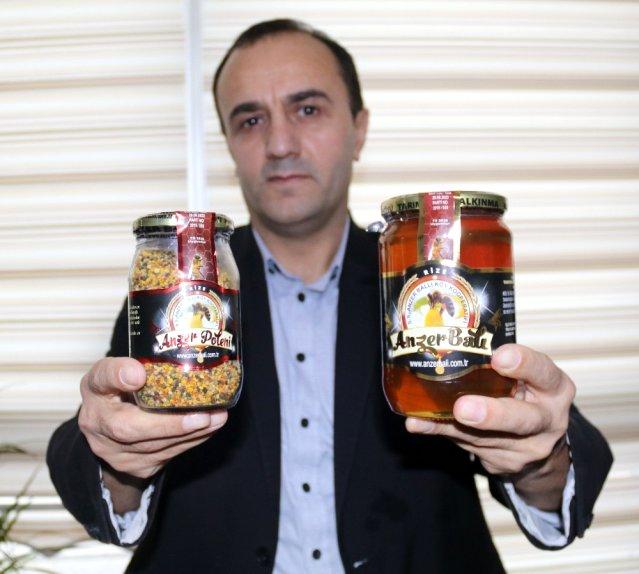 Anzer Ballıköy Kooperatif Başkanı Muzaffer Deniz